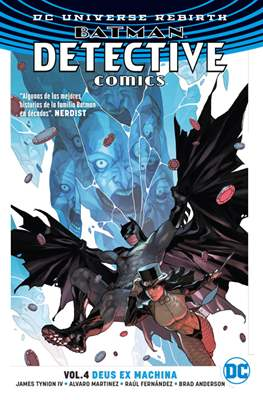 Batman. Detective Comics (Rústica) #4