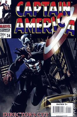 Captain America Vol. 5 (2005-2011 Variant Cover) (Comic Book) #34.1
