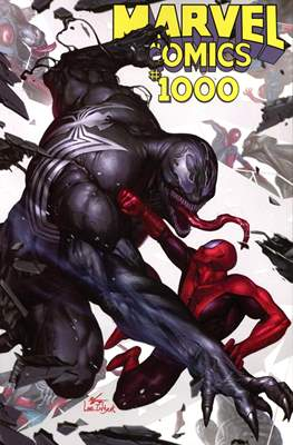 Marvel Comics #1000 (Variant Cover) (Softcover 80 pp) #1.95
