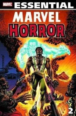 Essential Marvel Horror (Softcover) #2