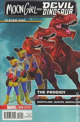 Moon Girl and Devil Dinosaur (Variant Covers) #25.3