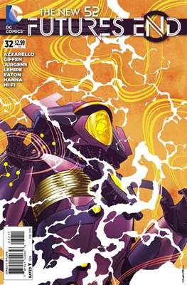 The New 52: Futures End (Comic-Book) #32