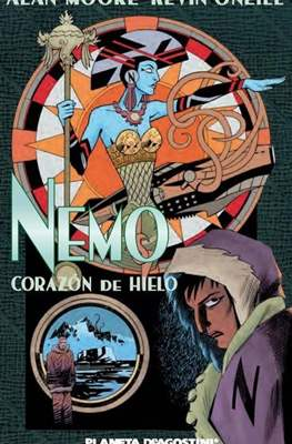 The League of Extraordinary Gentlemen. Nemo (Cartoné, 56-64 páginas.) #1
