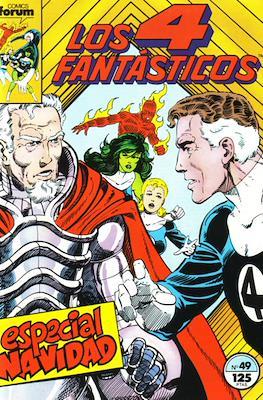 Los 4 Fantásticos Vol. 1 (1983-1994) (Grapa 36-32-24 pp) #49