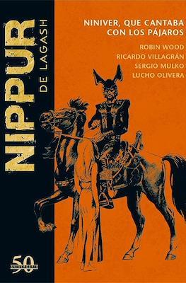 Nippur de Lagash. 50 Aniversario (Cartoné 90 pp, 21x29,5 cm) #18