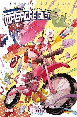 La Increíble Masacre-Gwen. 100% Marvel (Rústica con solapas) #1