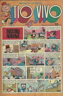 Tio Vivo. 2ª época (1961-1981) (Grapa) #698