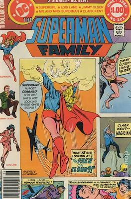Superman's Pal, Jimmy Olsen / The Superman Family (Comic Book) #201