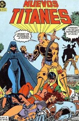 Nuevos Titanes Vol. 1 (1984-1988) (Grapa 40 pp) #2