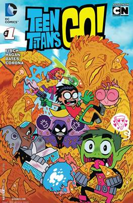 Teen Titans Go! Vol. 2