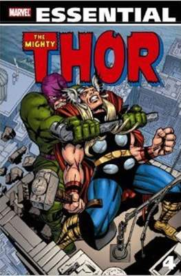 Marvel Essential: Thor (Softcover) #4
