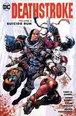 Deathstroke (2014-2016) (Softcover 144-160 pp) #3