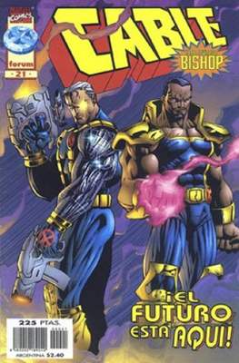 Cable Vol. 2 (1996-2000) (Grapa 24 pp) #21