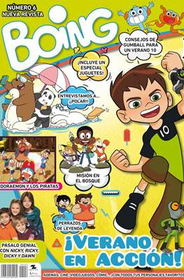 Revista Boing Vol. 3 #6