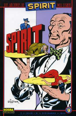 Los archivos de The Spirit #9