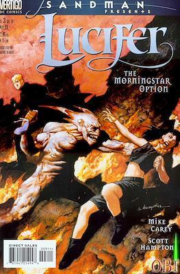 The Sandman Presents: Lucifer The Morningstar Option (Comic Book) #3