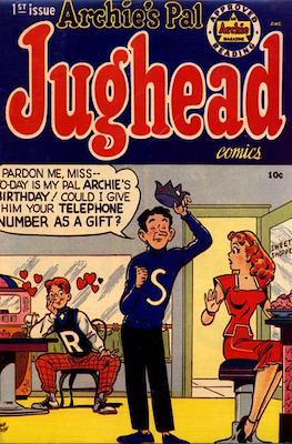 Archie's Pal Jughead Comics / Jughead (1949-1987)