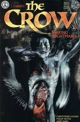 The Crow. Waking Nightmares #1