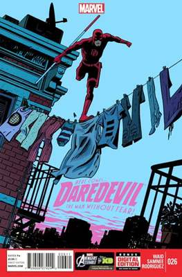 Daredevil Vol. 3 (2011) #26