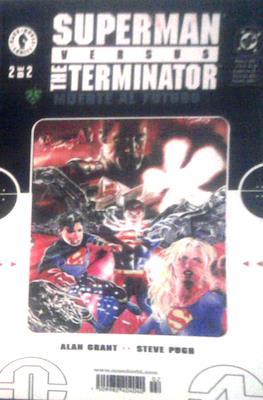 Superman vs The Terminator: Muerte al futuro (Rustica) #2
