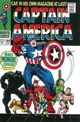 Captain America Omnibus (Hardcover 856-816 pp) #1