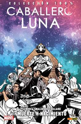 Caballero Luna. 100% Marvel (Rústica con solapas) #6