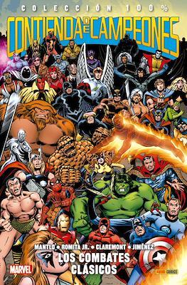 Contienda de Campeones: Los combates clásicos. 100% Marvel