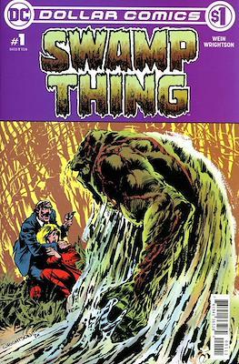 Dollar Comics: Swamp Thing #1