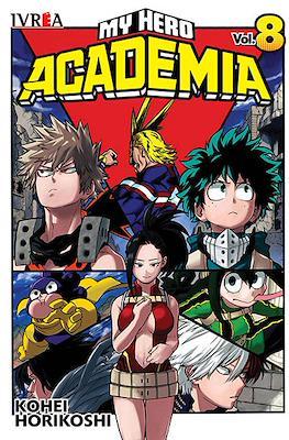 My Hero Academia (Rústica con sobrecubierta) #8