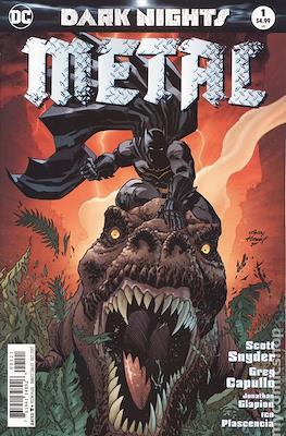 Dark Nights: Metal (Variant Cover)