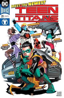 Teen Titans Vol. 6 (2016-) (Comic Book) #20