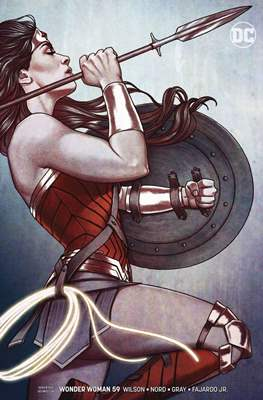 Wonder Woman Vol. 5 (2016- Variant Covers) (Comic-book) #59