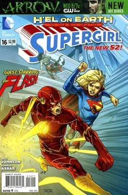 Supergirl Vol. 6 (2011-2015) (Comic Book) #16