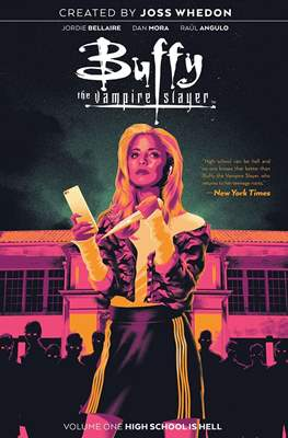 Buffy The Vampire Slayer (2019-) (Softcover 128 pp) #1
