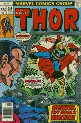 Journey into Mystery / Thor Vol 1 (Comic Book) #268