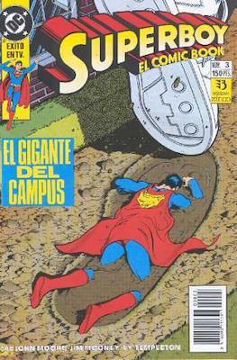 Superboy. El comic book (Grapa) #3