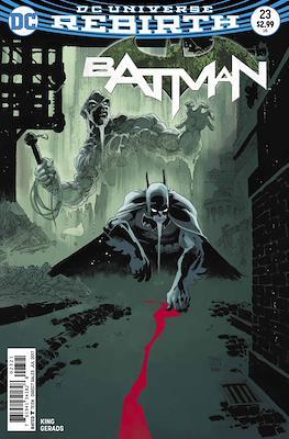 Batman Vol. 3 (2016- Variant Covers) (Comic Book) #23.1