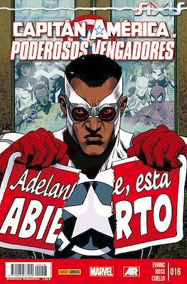Poderosos Vengadores / Capitán América y los Poderosos Vengadores (2013-2015) (Grapa.) #16