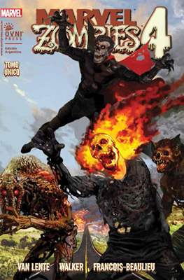 Marvel Zombies (Rústica) #4