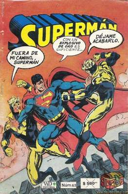 Supermán (1986-2001) #63