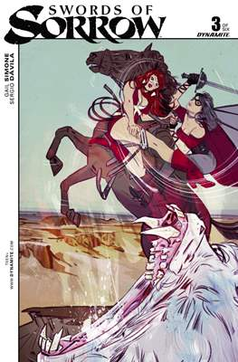 Swords of Sorrow (Miniserie) #3