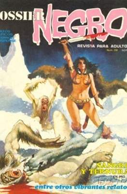Dossier Negro (Rústica y grapa [1968 - 1988]) #118