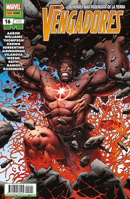 Los Vengadores Vol. 4 (2011-) (Grapa) #115/16