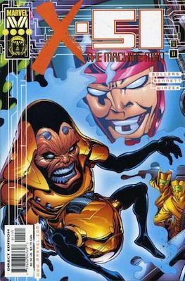 X-51 (Comic Book) #11