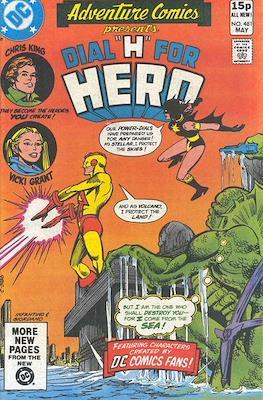 New Comics / New Adventure Comics / Adventure Comics (1935-1983; 2009-2011) (Saddle-Stitched) #481