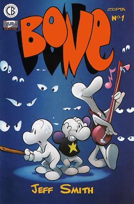 Bone (Grapa) #1