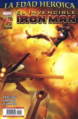 El Invencible Iron Man Vol. 2 (2011-) (Grapa - Rústica) #6