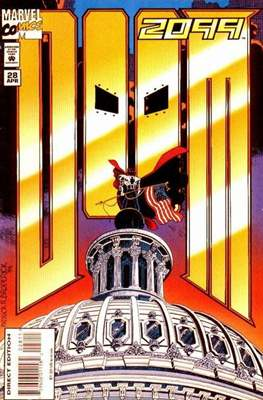 Doom 2099 #28