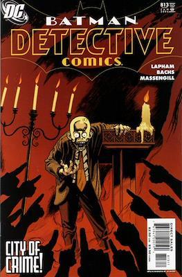 Detective Comics Vol. 1 (1937-2011; 2016-) (Comic Book) #813
