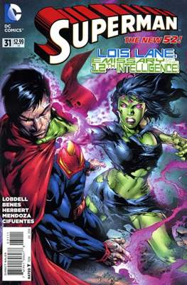 Superman Vol. 3 (2011-2016) (Comic Book) #31
